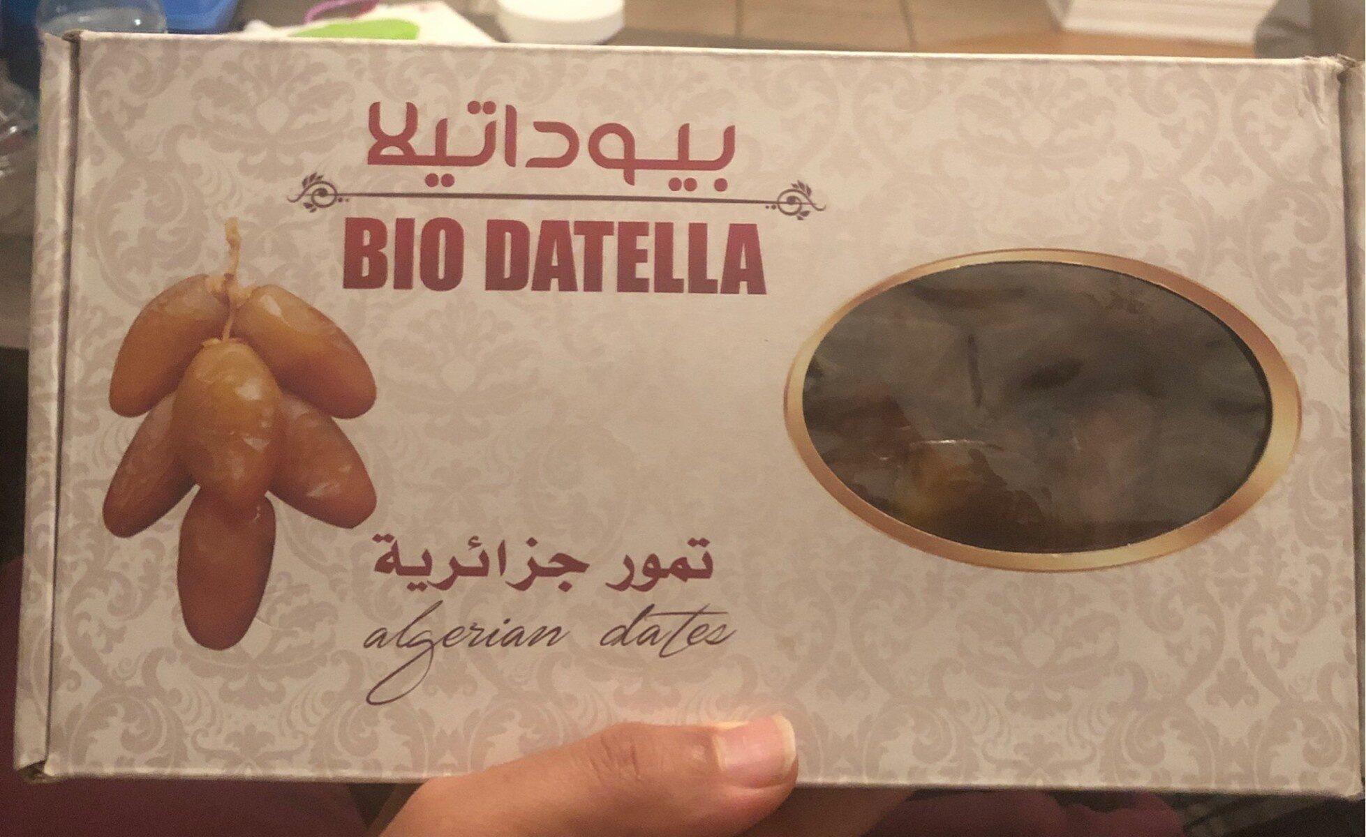 Dattes d'Algérie - Produit - fr