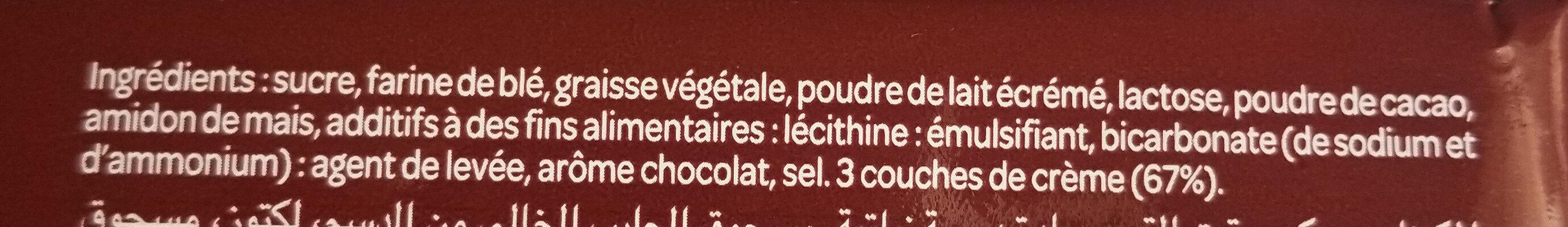 Amine - Ingredients - fr
