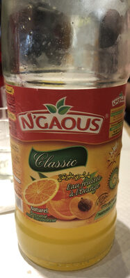 Classic Eau fruitée à l'Orange - نتاج - fr