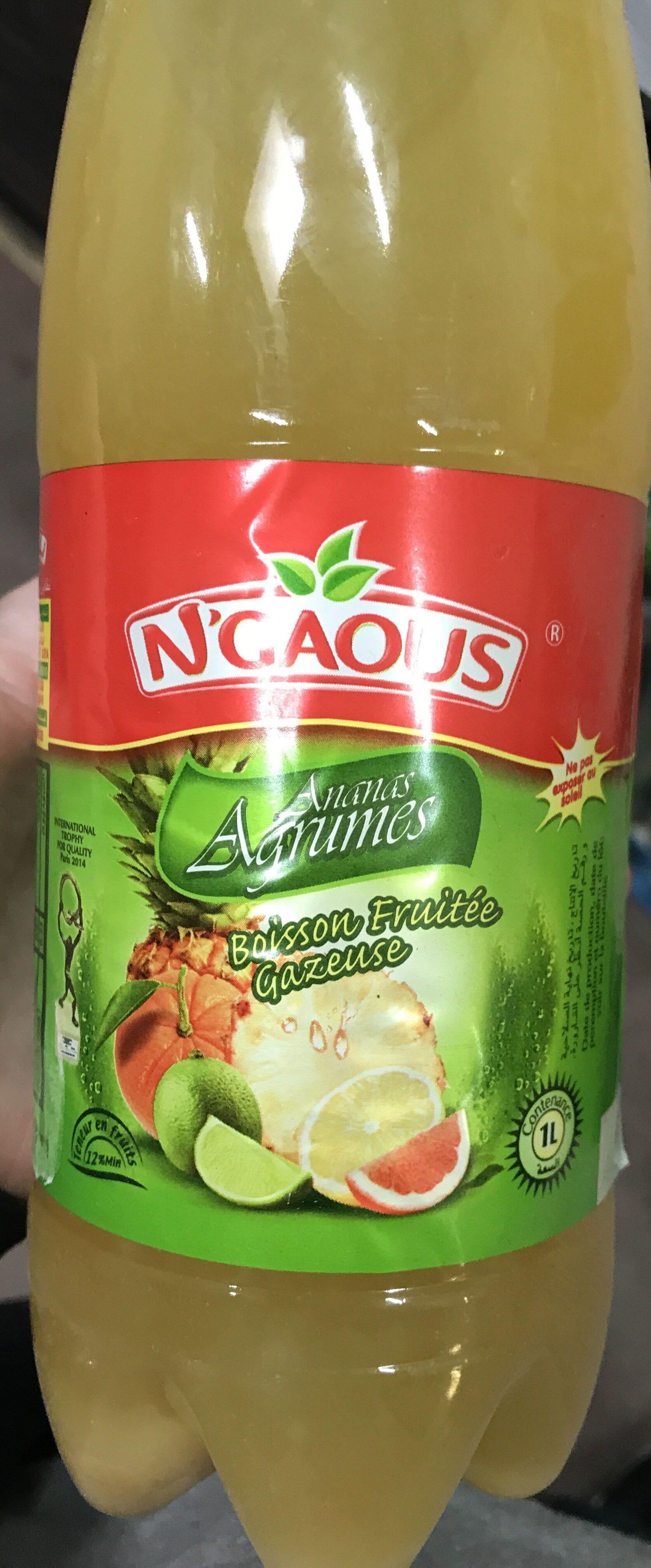 Ananas Agrum - Produit