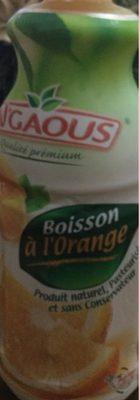 Boisson à l'orange - Product