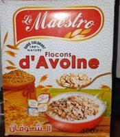 Flocons d'avoine - نتاج - fr