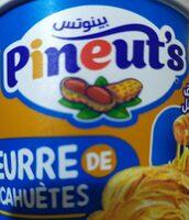 Beurre de cacahuète - نتاج - fr