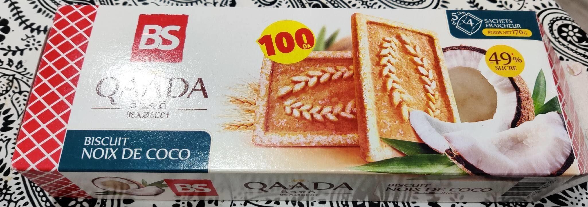 Biscuit noix de coco - نتاج - fr
