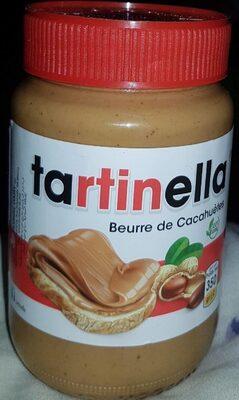Tartinella beurre aux cacahuètes - نتاج - fr