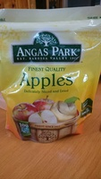 apples, sliced and dried - Product