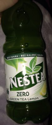 Nestea Zero, Green tea Lemon - Produit - fr