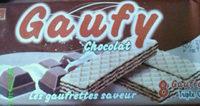 GAUFY CHOCOLAT - Produit