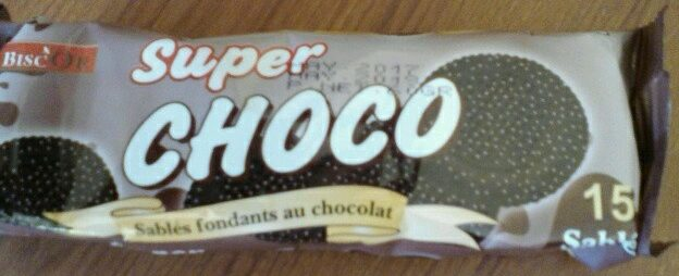 SUPER CHOCO - Produit - fr
