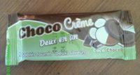 Choco Crème - Produit