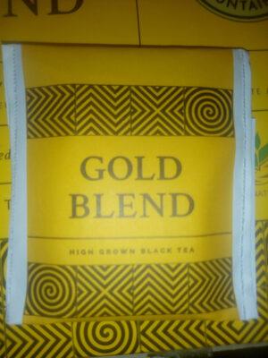 Gold Blend - Ingrediënten - en
