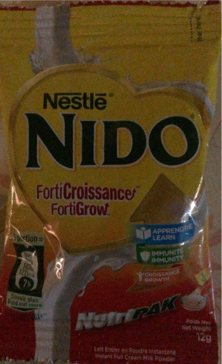 Nido - Produit - fr