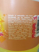 Top Pamplemousse Drink - Ingredients - fr