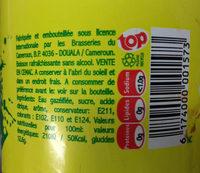 Top Ananas - Ingrédients - fr