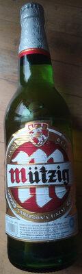 Mützig - Produit - en