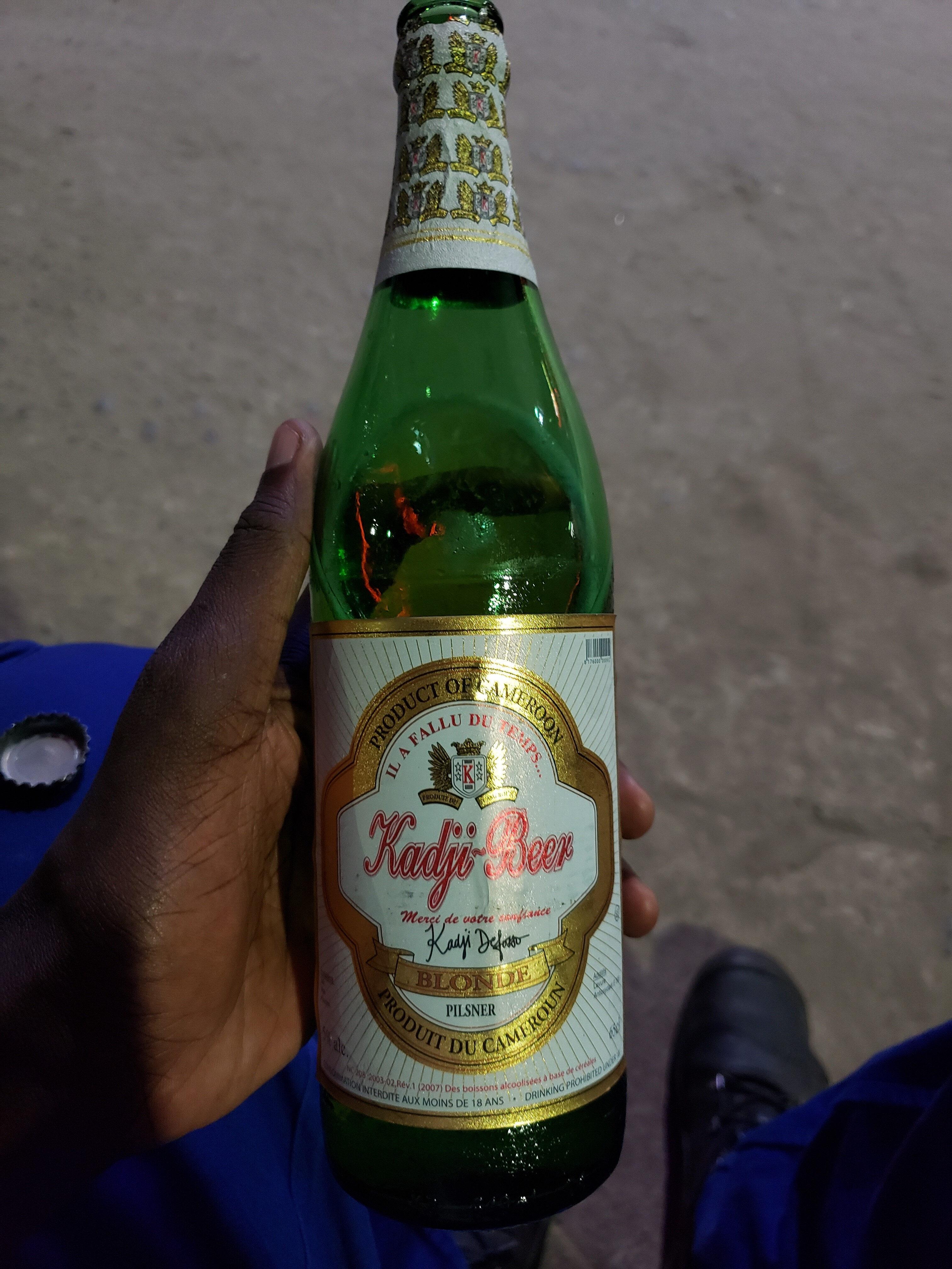 kadji beer - Produit - fr