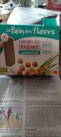 Tartines Bio Craquantes Châtaigne - Product - fr