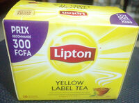 Lipton - Product