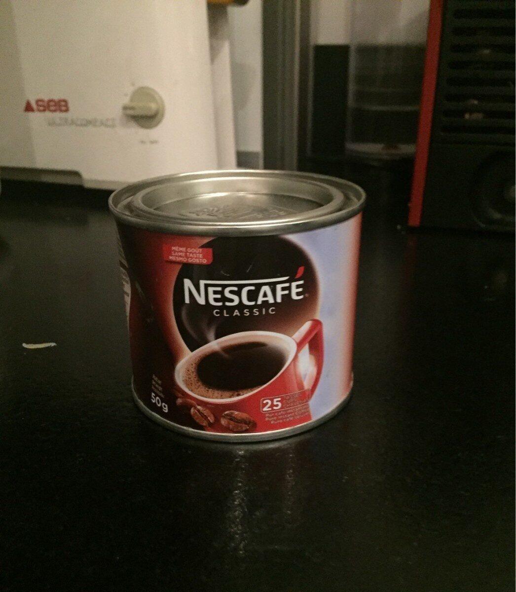 Café en poudre - Produit - fr