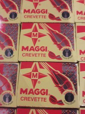 Maggi crevette - Produit
