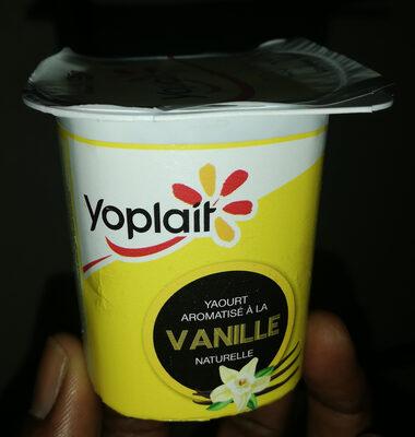 yoplait vanille - Produit - fr