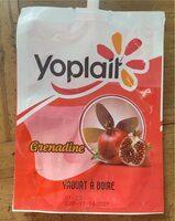 Yaourt à boire gout Grenadine - Product - fr