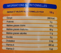 excella - Ingrédients - fr