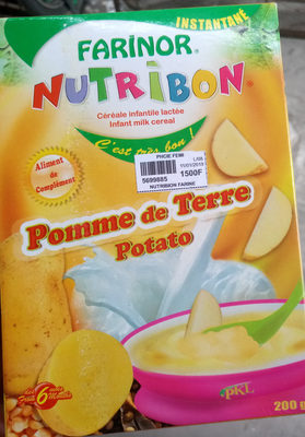 Farinor Nutribon - Produit - fr