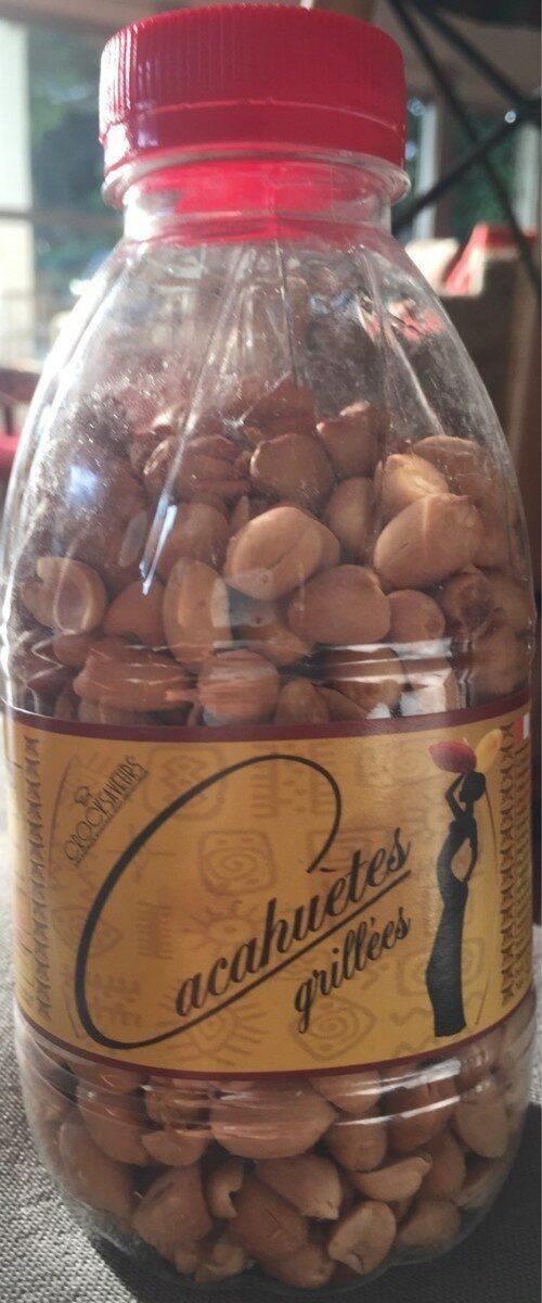 Cacahuètes grillées - Produit - fr