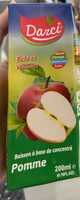 Apple drink - Product - fr