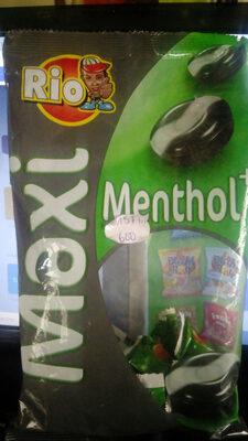 Maxi menthol+ - Produit - fr