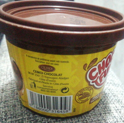 choco fun - Product