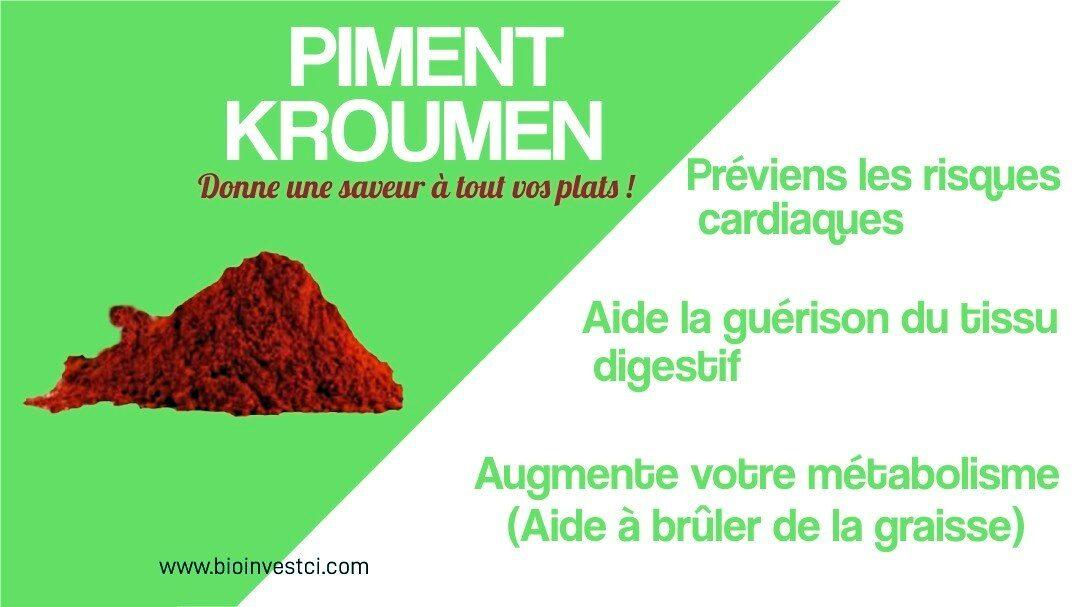PIMENT KROUMEN brut - Product