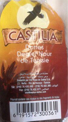 Dattes de Tunisie - Produit - fr
