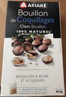 Bouillon de Coquillages - Product - fr