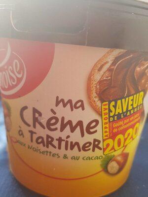 Ma Creme a tartiné aux noisettes et au cacao - نتاج - fr