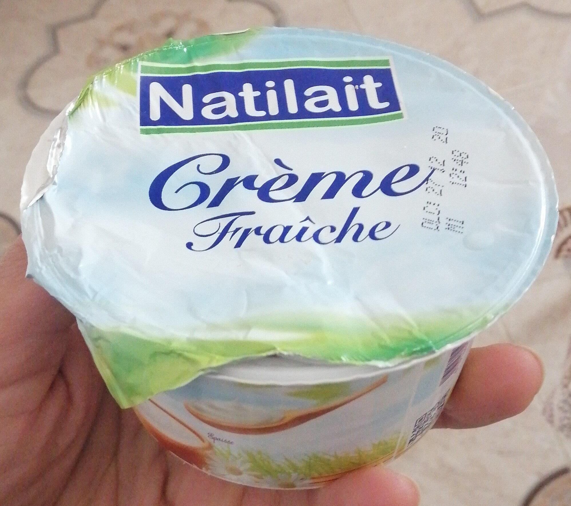 Crème fraîche - Product - fr