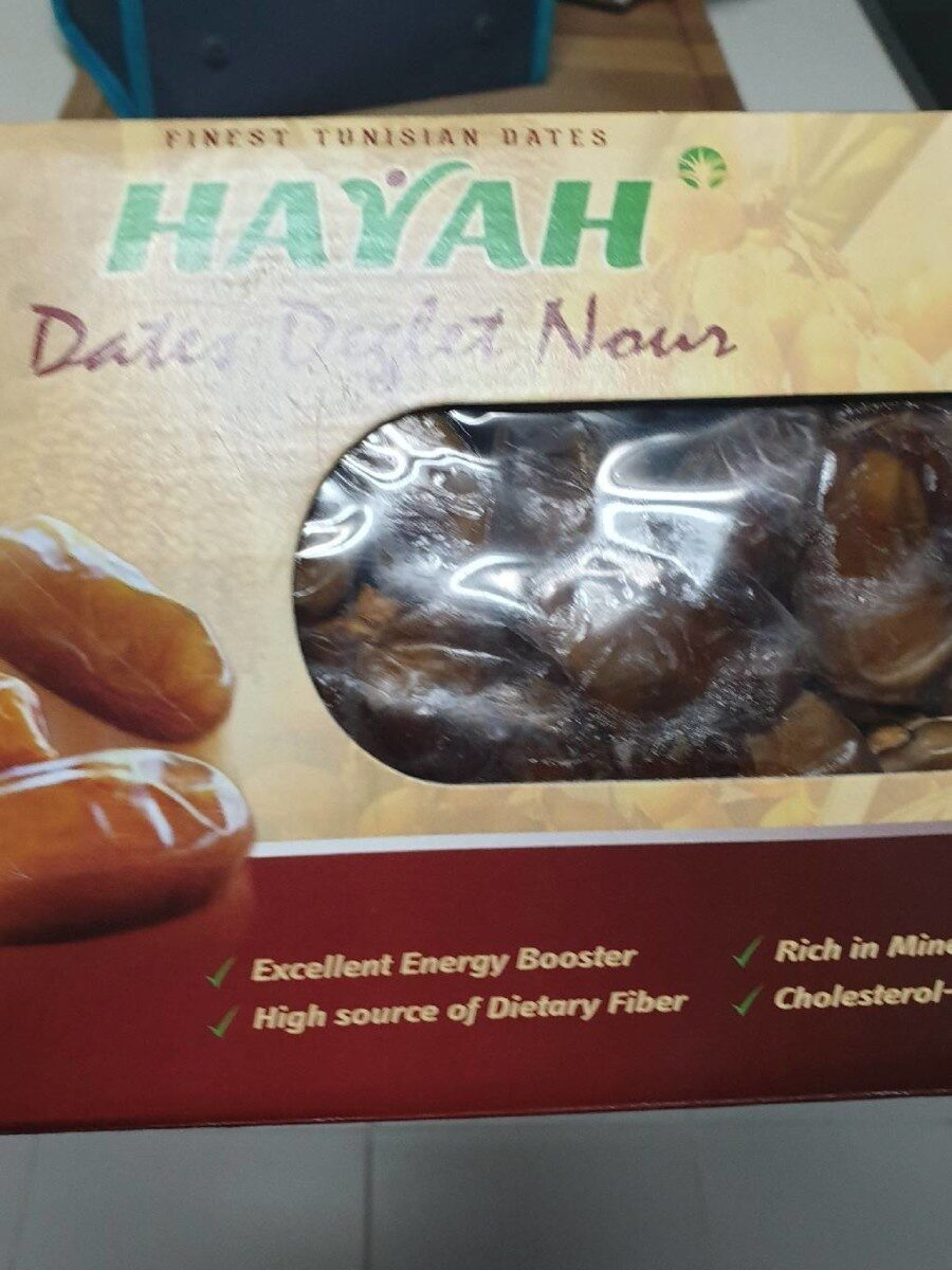 Dates ofrece tunisia - Product