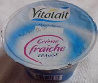 Crème fraîche épaisse - نتاج - fr