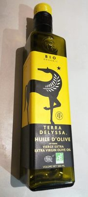 Organic Extra Virgin Tunisian Olive Oil - Product