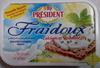 Fraidoux - Président - Product