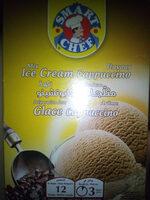 préparation pour glace arôme cappuccino - Product - fr