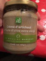 Creme d'artichaut - Product