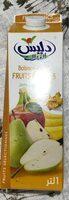 Boisson au jus FRUITS BLANCS - Produit - fr
