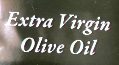 Huile d'olive extra vierge - Ingrediënten
