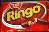 Ringo: Biscuits enrobés à la crème goût chocolat - Product