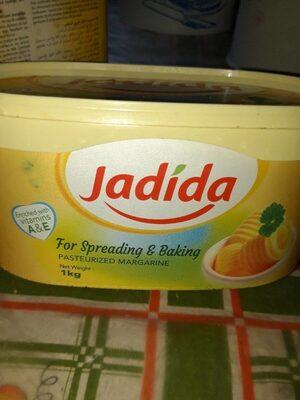 Margarine pasteurisée - نتاج - fr