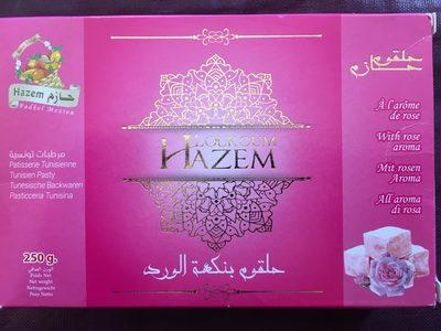 Loukoum Hazem - Product