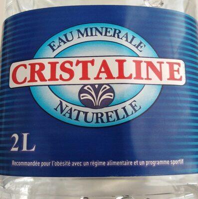 Eau minerale - Produit - fr