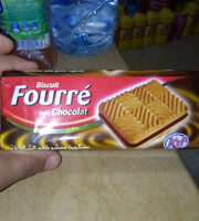 Biscuit fourré goût chocolat - نتاج - ar
